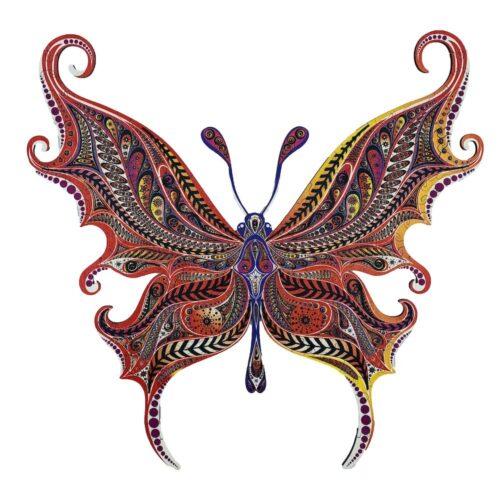 Papillon-Illusionniste-Puzzle-en-bois